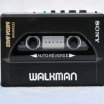 A new walkman sounded better than the old one. What happened?